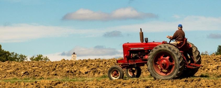 As demandas da atividade agricola